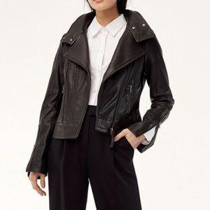 Mackage x Aritzia Kenya Leather Jacket
